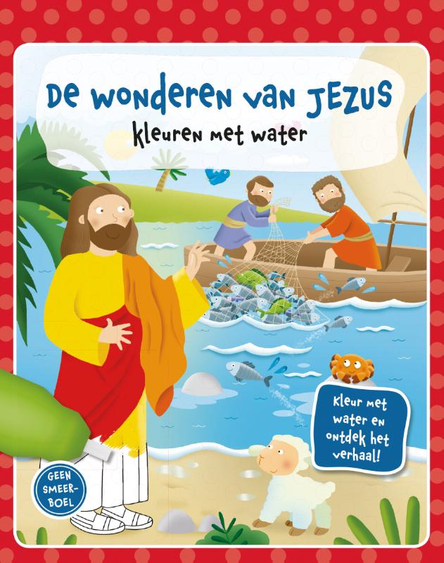 De wonderen van Jezus