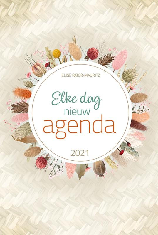 Elke dag nieuw agenda 2021