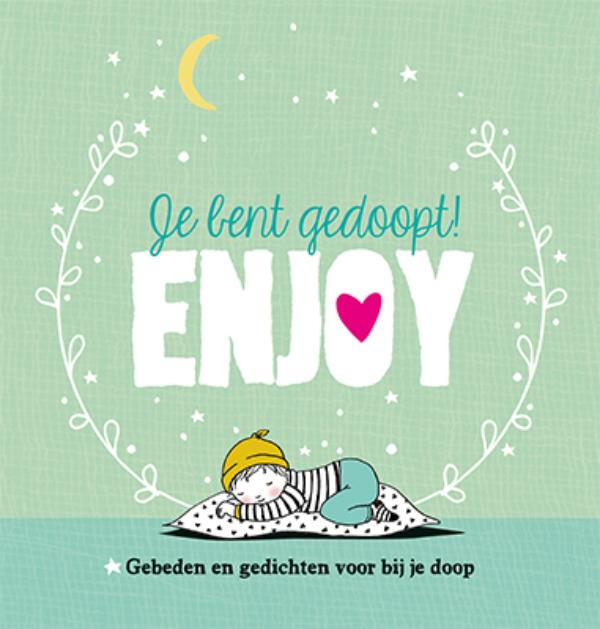 Je bent gedoopt! Enjoy