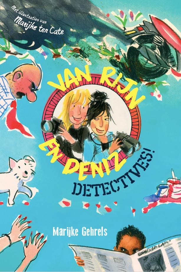 Van Rijn en Deniz: Detectives!