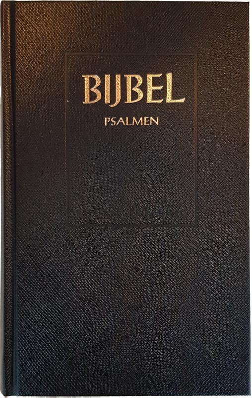 Bijbel Statenvertaling met Psalmen berijming 1773 en 12 Gezangen