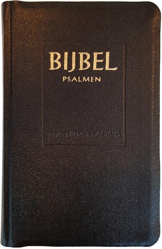 Bijbel Statenvertaling met Psalmberijming 1733 en 12 Gezangen (ri