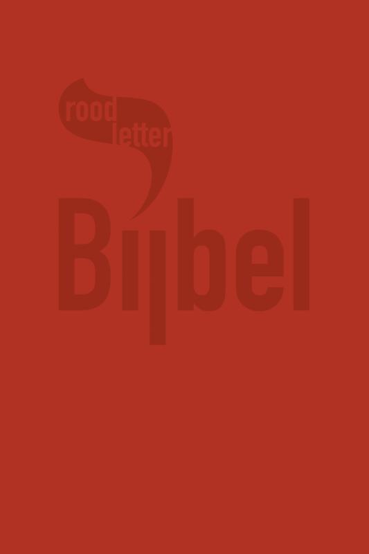 RoodletterBijbel