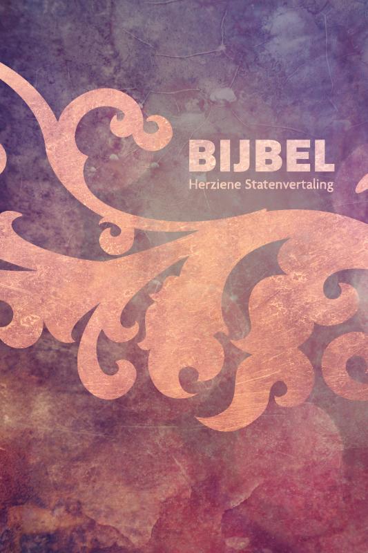 Bijbel (HSV) - foam paars