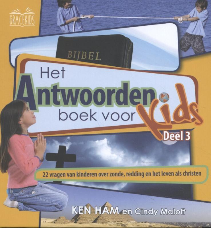 Antwoordenboek voor Kids 3