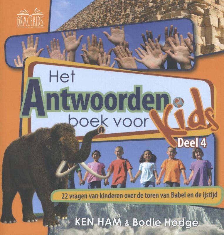 Het antwoordenboek voor Kids 4