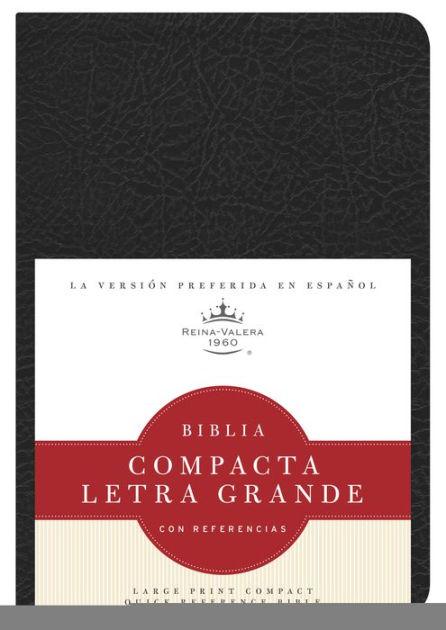 Spaanse Bijbel RVR 1960 compact