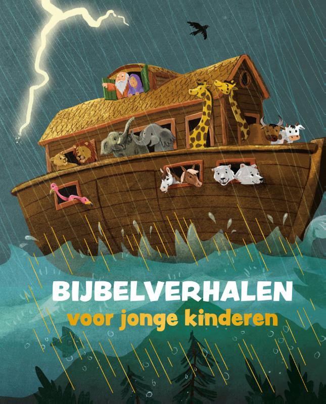 Bijbelverhalen voor jonge kinderen