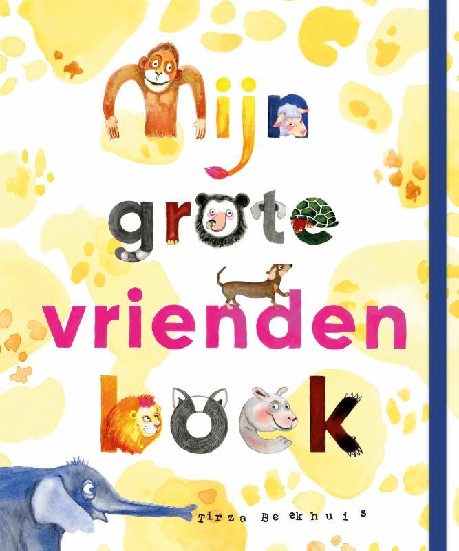 Mijn grote vriendenboek