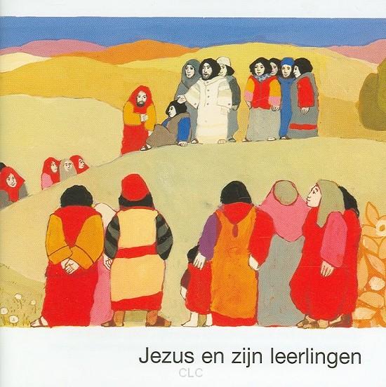 Jezus en zijn leerlingen