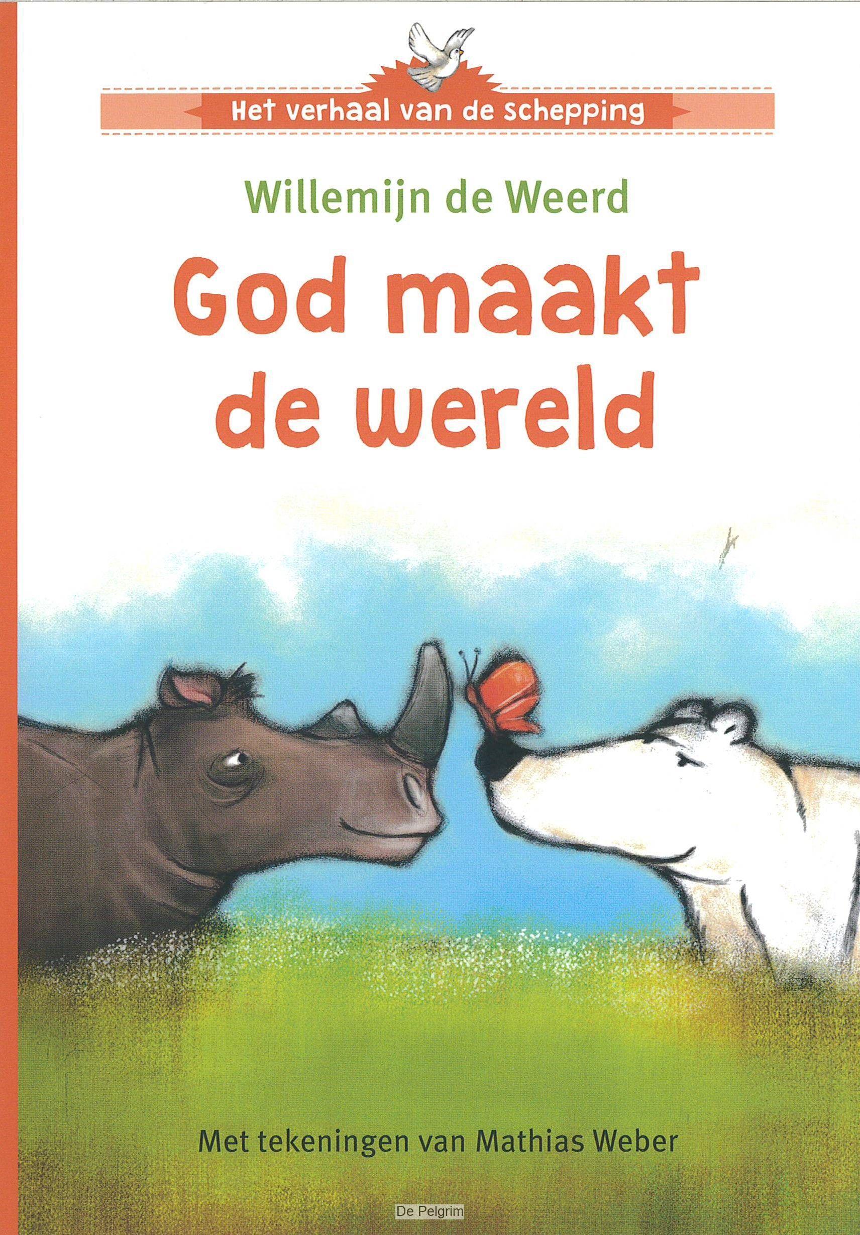 God maakt de wereld
